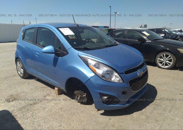 Inventory #634408434 2014 Chevrolet SPARK