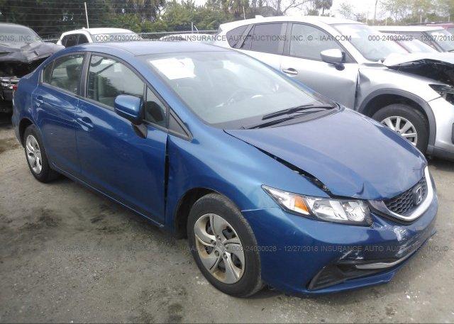 Inventory #616950237 2014 Honda CIVIC