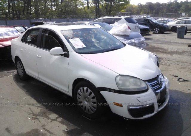 Inventory #795258331 2007 Volkswagen JETTA