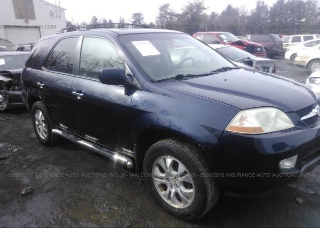 Inventory #951942149 2003 Acura MDX
