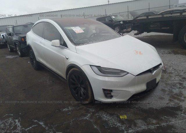 Inventory #293343863 2018 Tesla MODEL X