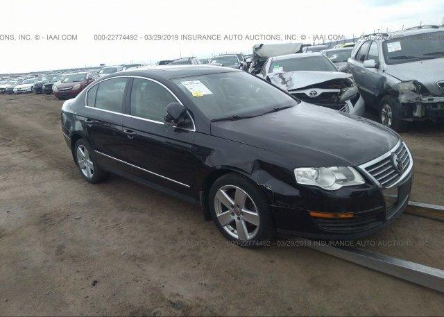 Inventory #135830822 2008 Volkswagen PASSAT