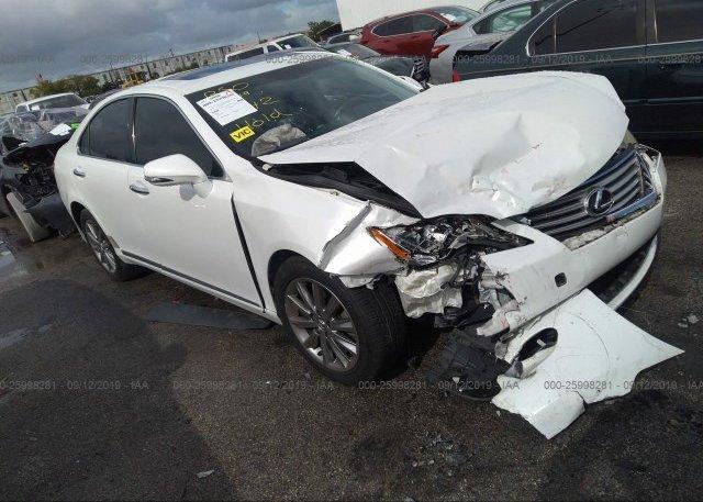 Inventory #307800040 2012 Lexus ES