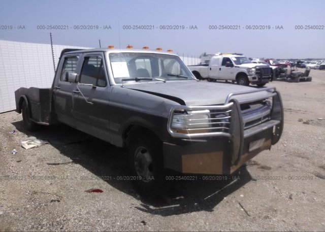 Inventory #886682796 1993 FORD F350