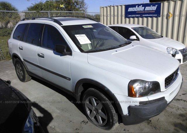 Inventory #337858992 2005 Volvo XC90