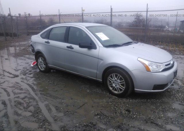 Inventory #295139518 2010 FORD FOCUS