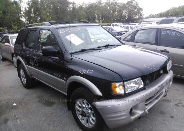 Inventory #822502882 2001 Honda PASSPORT