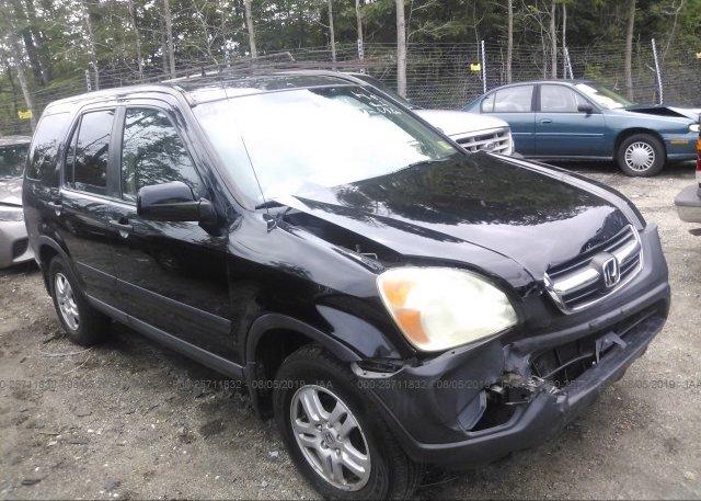 Inventory #447894183 2004 Honda CR-V