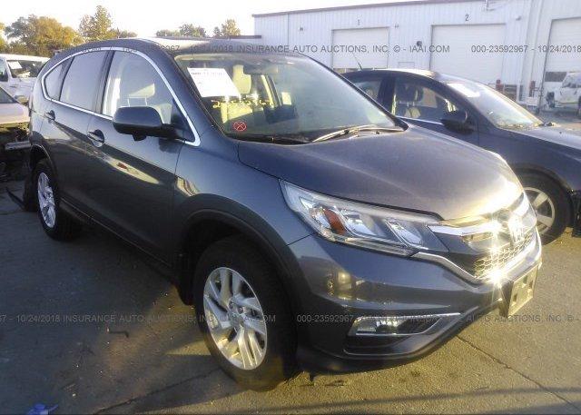 Inventory #180065986 2015 HONDA CR-V