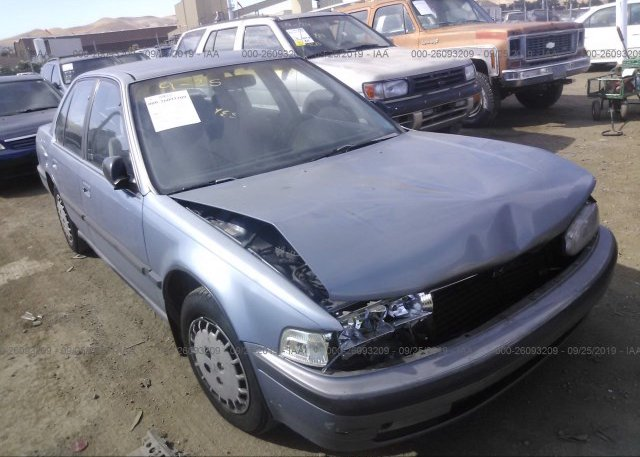 Inventory #927830380 1990 Honda ACCORD