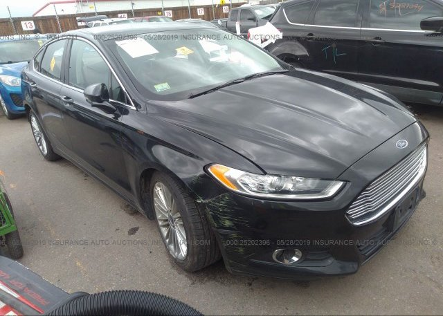 Inventory #887889861 2014 FORD FUSION