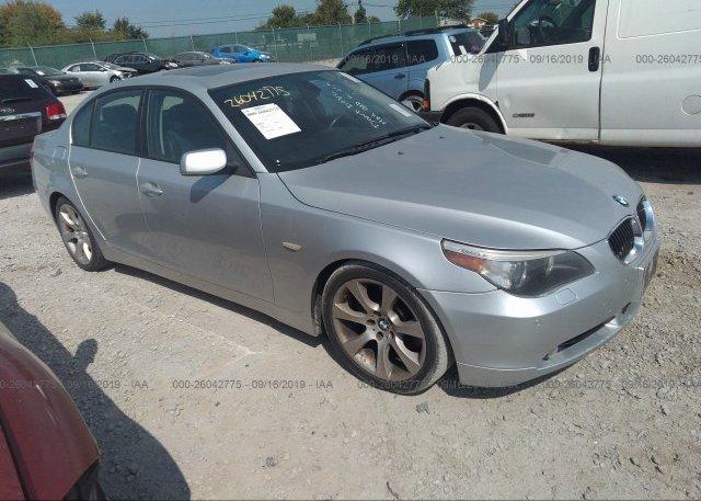 Inventory #476261623 2007 BMW 550