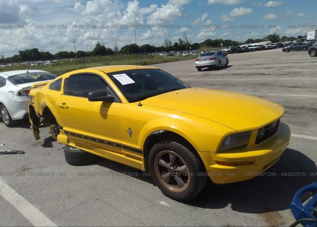 Inventory #338322032 2006 FORD MUSTANG