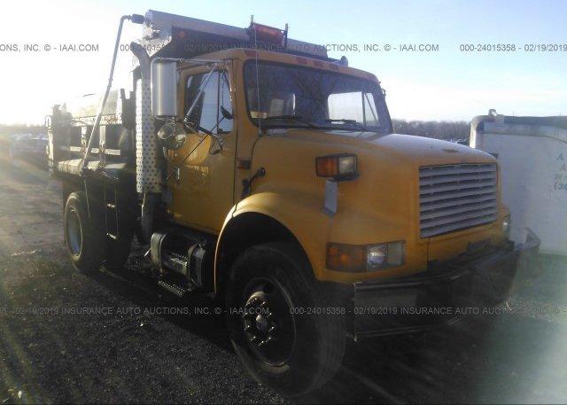 Inventory #585856208 1992 INTERNATIONAL 4000