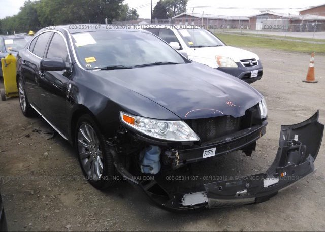 Inventory #767961328 2010 Lincoln MKS
