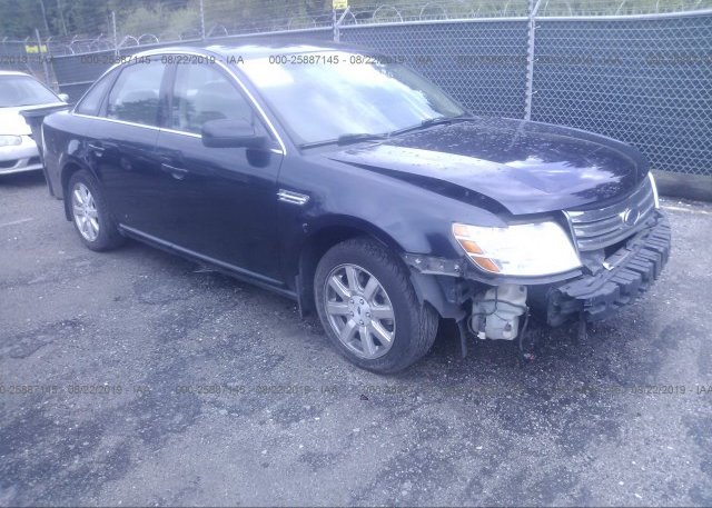 Inventory #380327440 2009 FORD TAURUS
