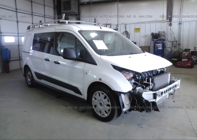 Inventory #278487037 2016 FORD TRANSIT CONNECT