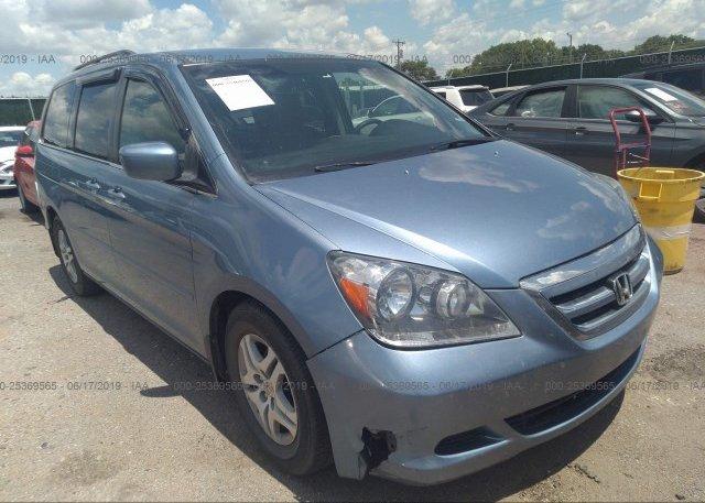 Inventory #290898528 2006 Honda ODYSSEY