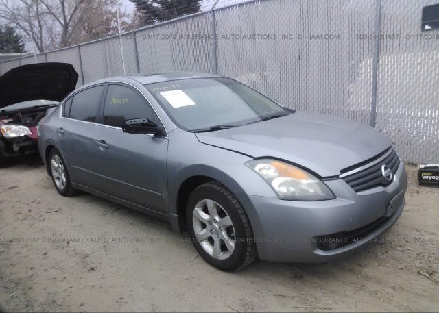 Inventory #812736890 2007 Nissan ALTIMA