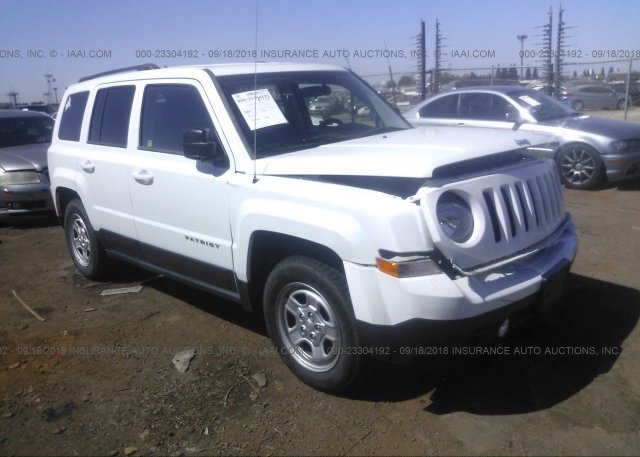 Inventory #834836050 2015 JEEP PATRIOT