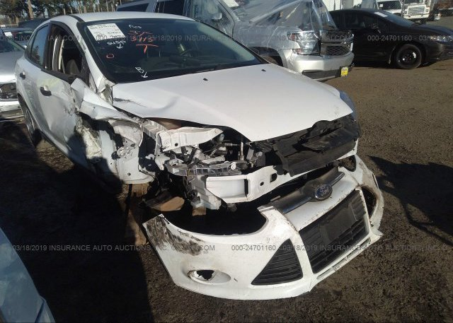 Inventory #350181311 2014 FORD FOCUS