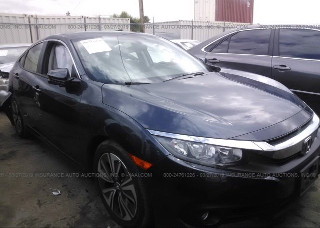 Inventory #527337546 2018 HONDA CIVIC