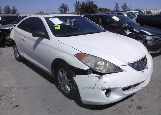 Inventory #389290234 2005 Toyota CAMRY SOLARA