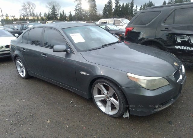 Inventory #644555161 2004 BMW 530