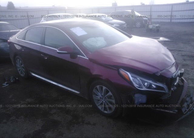 Inventory #503921272 2015 Hyundai SONATA
