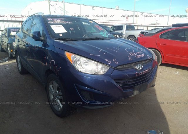 Inventory #267228029 2011 Hyundai TUCSON