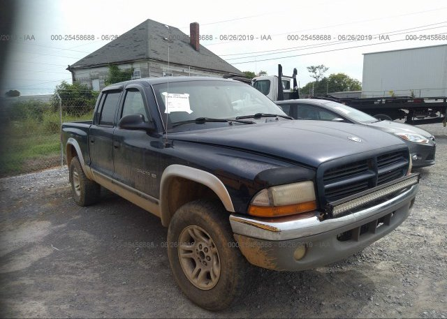 Inventory #164906523 2001 Dodge DAKOTA
