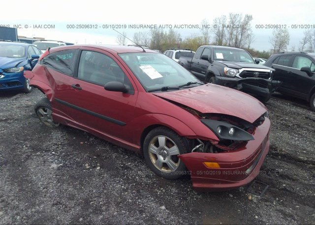 Inventory #482819003 2003 FORD FOCUS