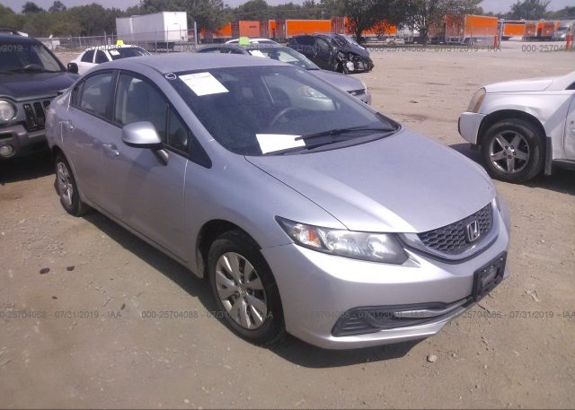 Inventory #529367530 2013 Honda CIVIC