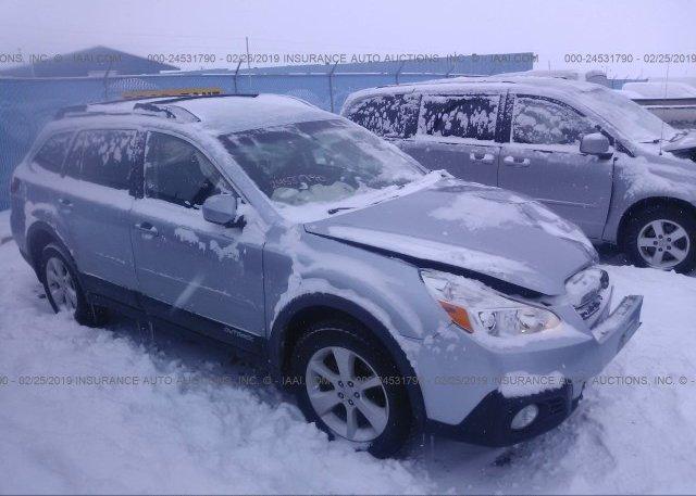 Inventory #141087519 2014 Subaru OUTBACK