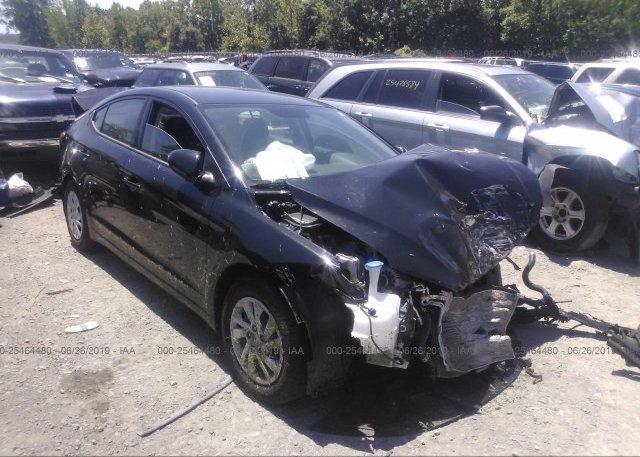 Inventory #794119637 2018 Hyundai ELANTRA