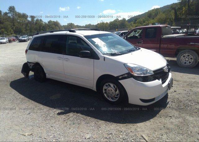 Inventory #434697122 2005 Toyota SIENNA