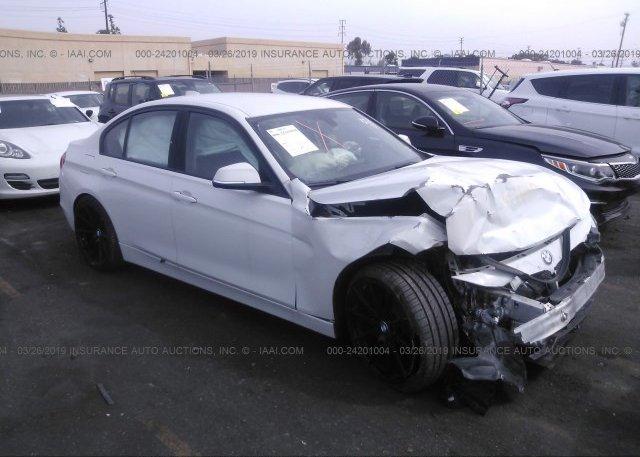 Inventory #864098541 2015 BMW 320