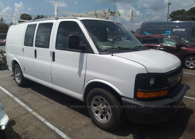 Inventory #967980335 2012 Chevrolet EXPRESS G1500