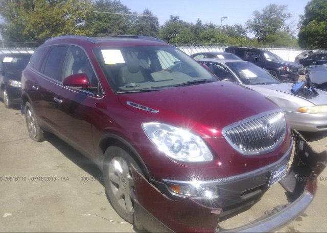 Inventory #386056785 2009 BUICK ENCLAVE