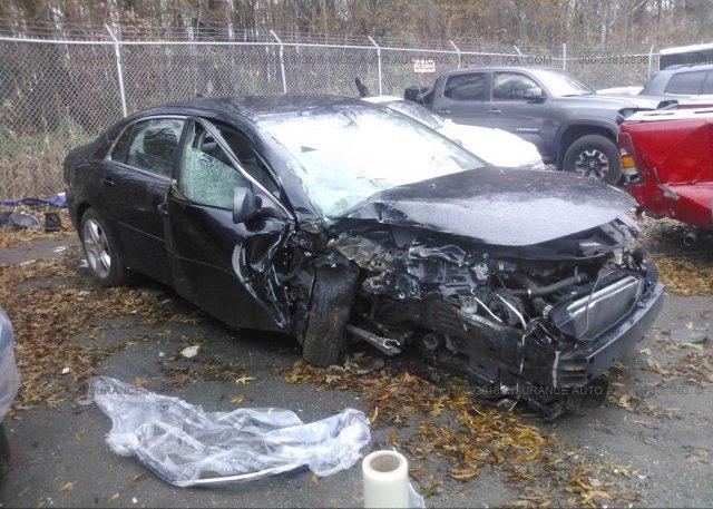 Inventory #244072102 2012 Chevrolet MALIBU