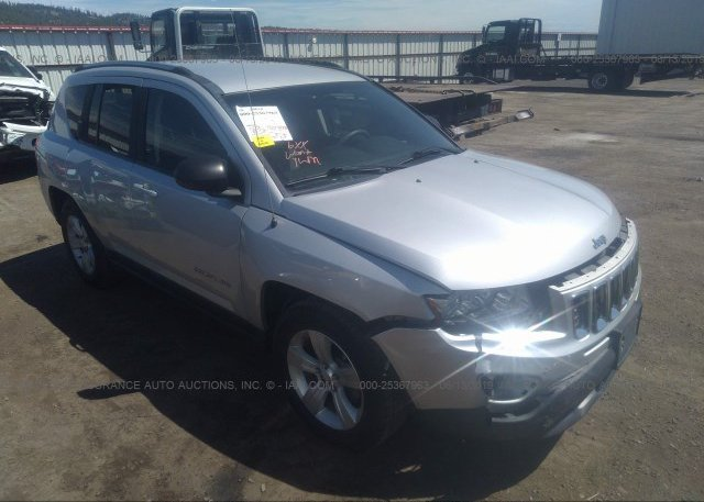 Inventory #551979565 2011 JEEP COMPASS