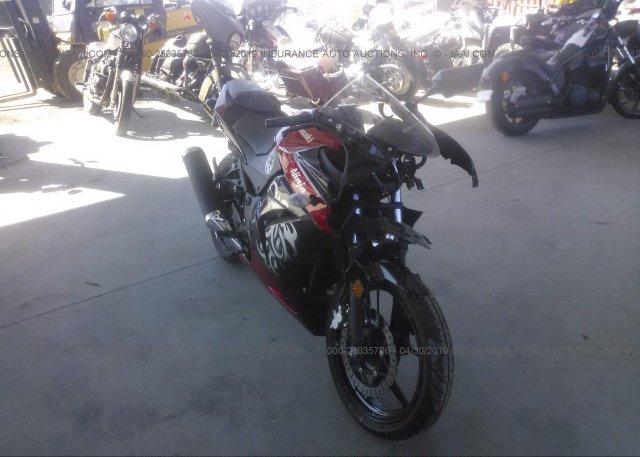 Inventory #808861015 2010 Kawasaki EX250