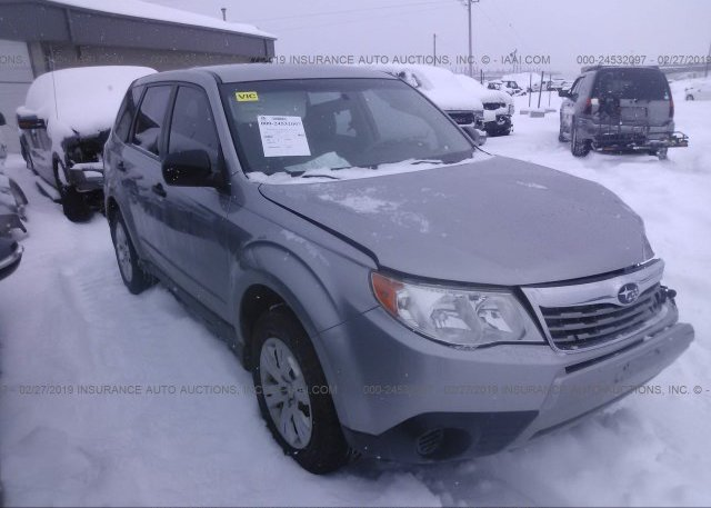 Inventory #564241616 2009 Subaru FORESTER