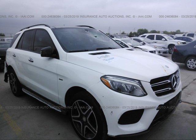Inventory #682865789 2016 Mercedes-benz GLE