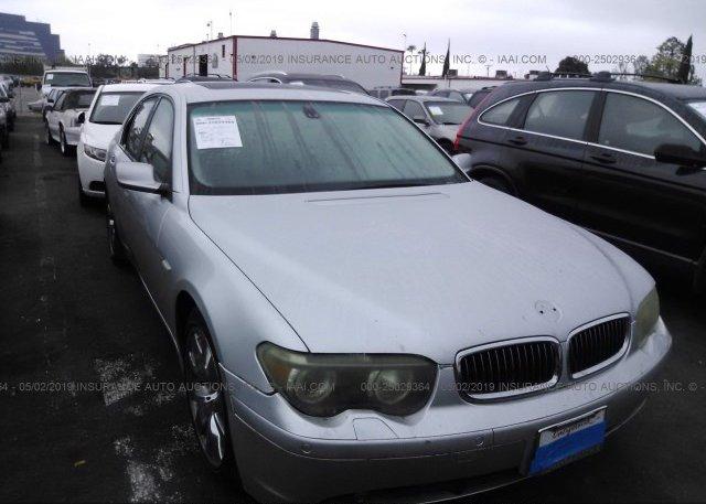 Inventory #241916926 2003 BMW 745