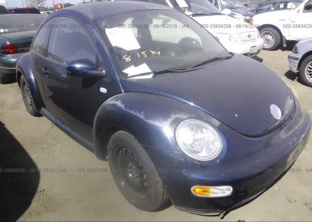 Inventory #663497415 2003 Volkswagen NEW BEETLE