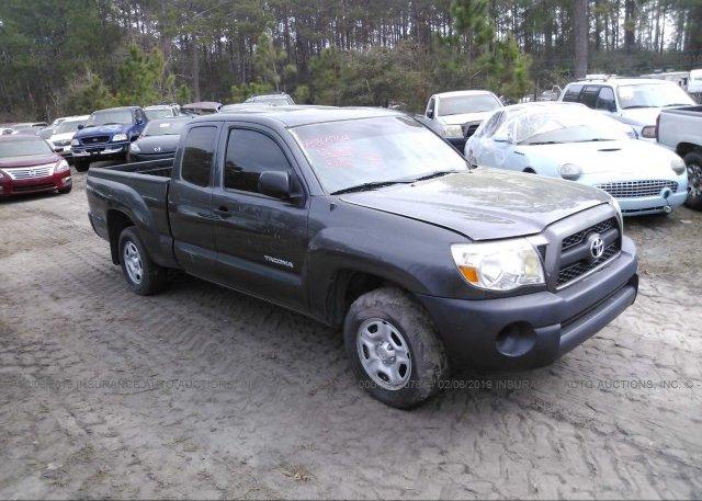 Inventory #770652006 2011 Toyota TACOMA