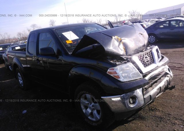 Inventory #997890275 2011 Nissan FRONTIER