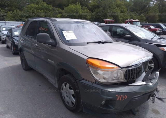 Inventory #169026919 2002 Buick RENDEZVOUS