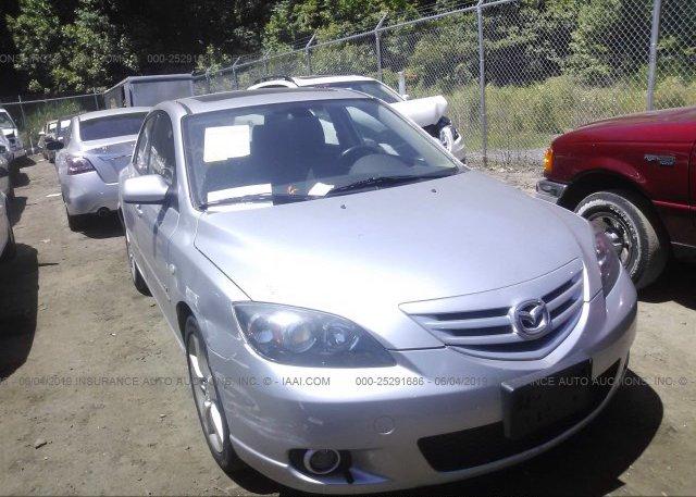 Inventory #545932407 2006 Mazda 3